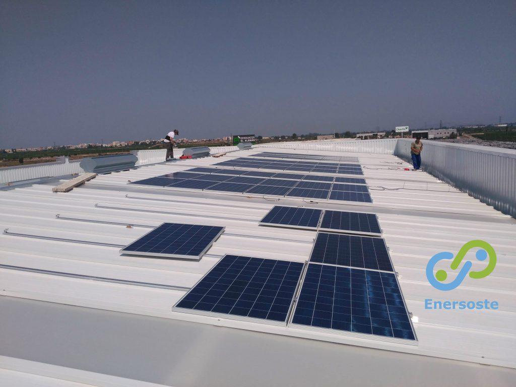 energias renovables Enersoste Segorbe - autoconsumo energetico - energia fotovoltaica - placas solares castellón
