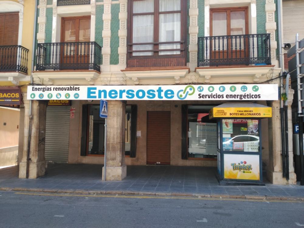 ENERSOSTE S.L. EMPRESA DE SOLUCIONES ENERGÉTICAS SOSTENIBLES - AUTOCONSUMO ENERGÉTICO