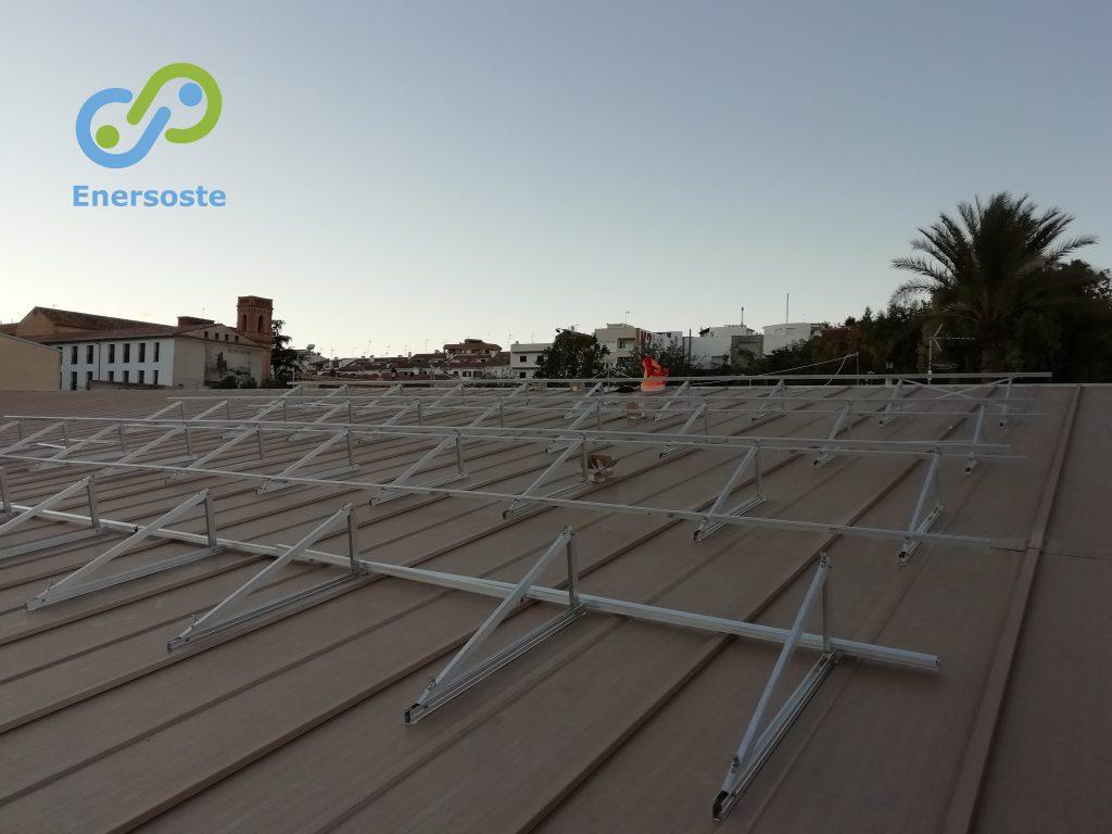 estructura-placas-solares-piscina-Segorbe-Castellón-logo-Enersoste