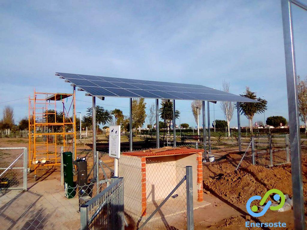placas solares en Albalat dels Sorells - energía solar - paneles fotovoltaicos - autoconsumo - Enersoste - Segorbe - Castellón