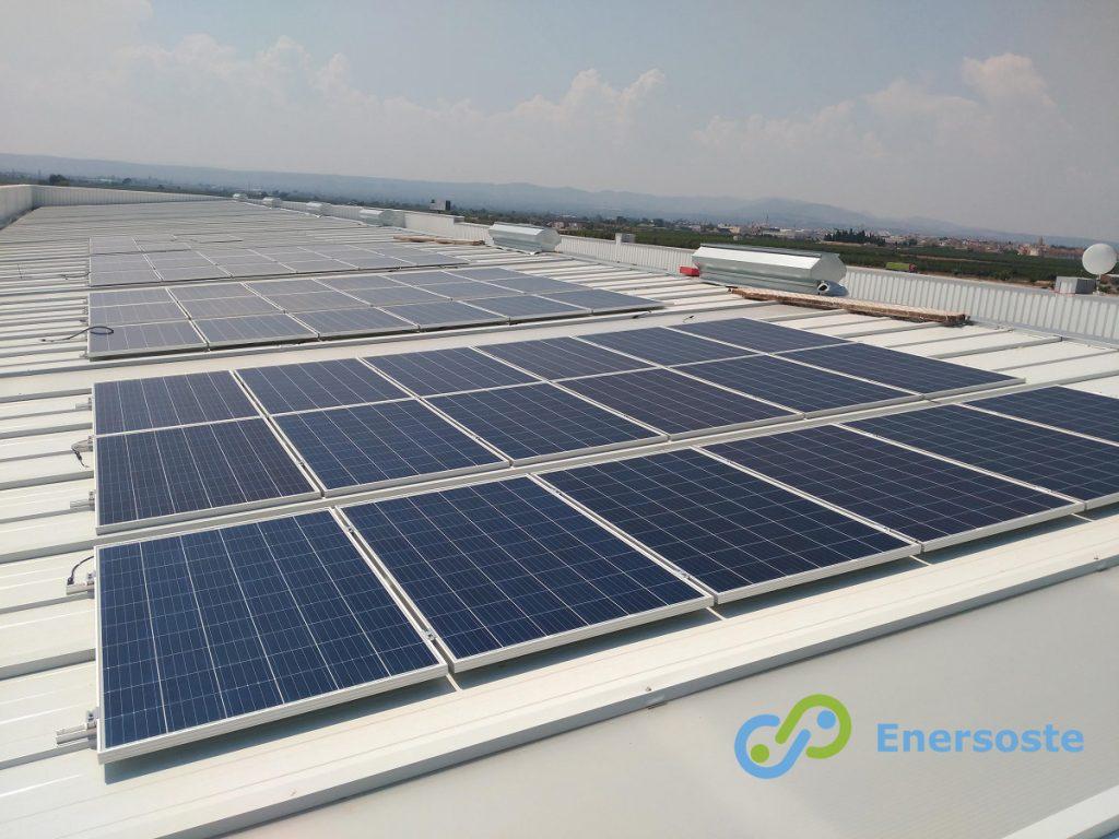 Eficiencia energética en empresas. Enersoste S.L. (Segorbe, Castellón) Autoconsumo - Placas Solares - Energía Fotovoltaica