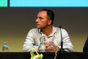 Jorge Espuig, de Enersoste S.L. ha participado en el acto sobre autoconsumo energético en Segorbe