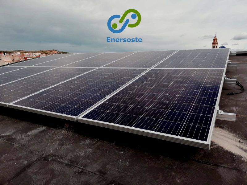 Instalación de autoconsumo fotovoltaico en Altura