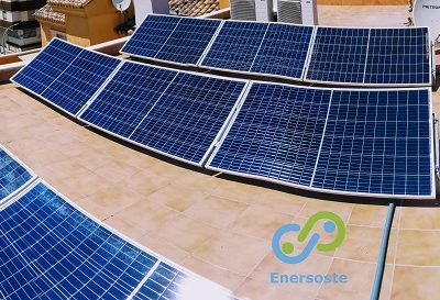 Instalación fotovoltaica de autoconsumo en Segorbe
