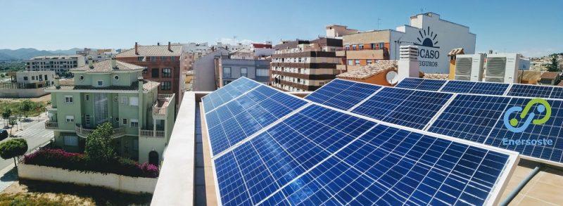 Energía solar en comunidades de vecinos