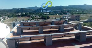 Instalación fotovoltáica de autoconsumo en Castellón Enersoste S.L.