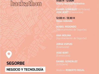 """Enersoste participa en la jornada """"En ruta Hackathon"""""""