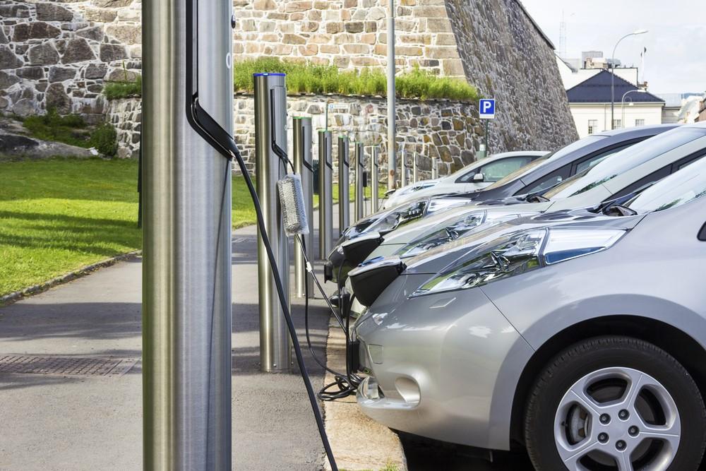 vehículo eléctrico empresas