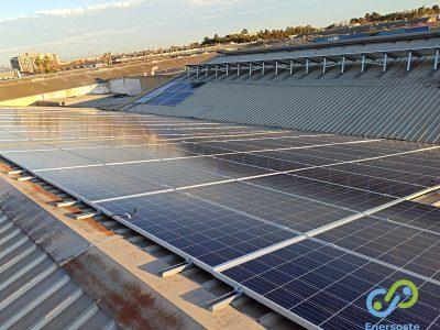 Placas solares para industria en Alaquàs