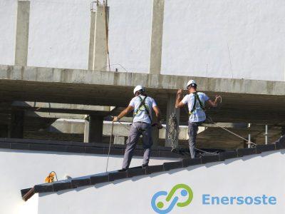 Energía solar en Segorbe: vivienda unifamiliar