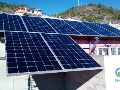 Energía solar en Vall de Almonacid