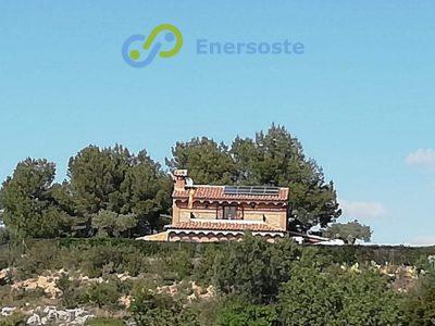 Placas solares para autoconsumo en Borriol (Castellón)