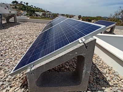 Autoconsumo fotovoltaico en El Puig de Santa María