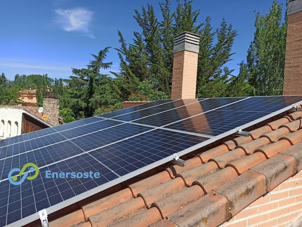Autoconsumo solar en San Sabastián de los Reyes