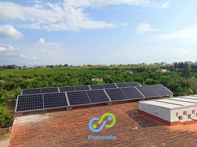 Bombeo solar e instalación fotovoltaica aislada
