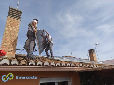 Energía fotovoltaica para autoconsumo en Moncada