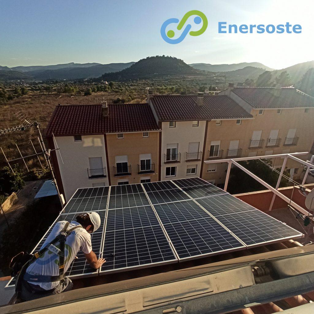 Autoconsumo fotovoltaico en Altura (Castellón)