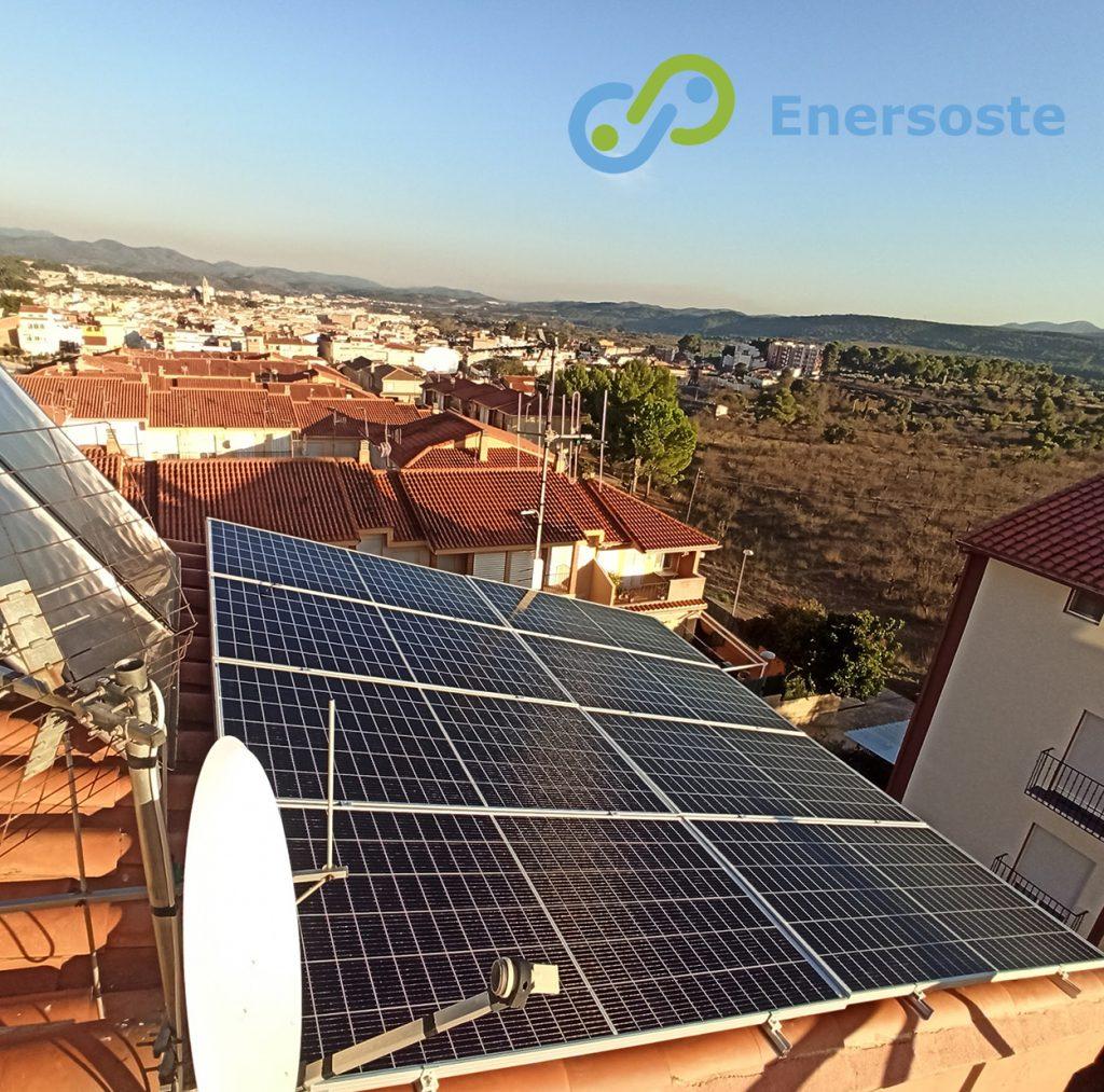 Autoconsumo solar en Altura (Castellón)
