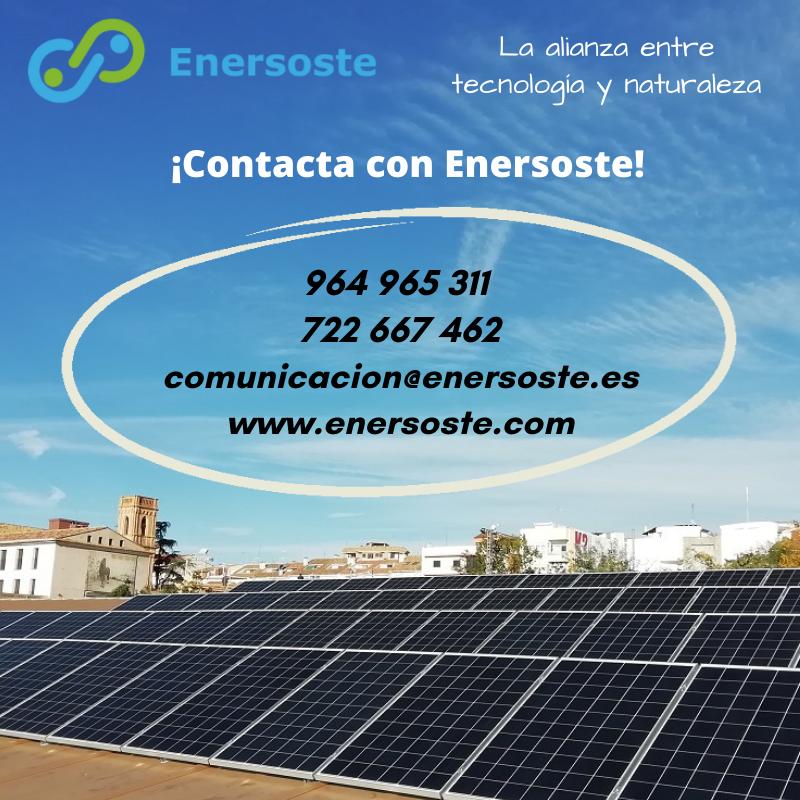 40% de subvención para instalaciones fotovoltaicas