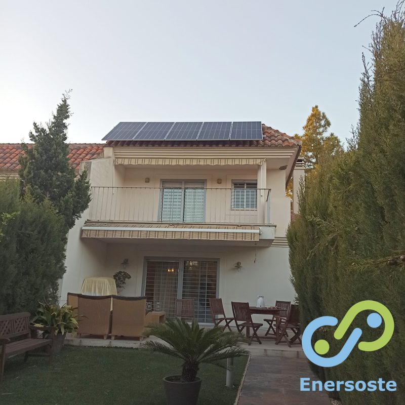 Energía fotovoltaica para autoconsumo en Paterna