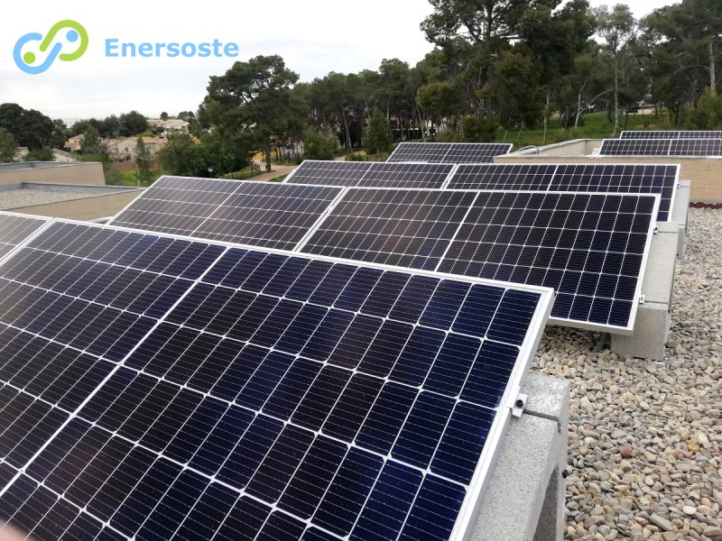 Instalación de energía solar en Valencia