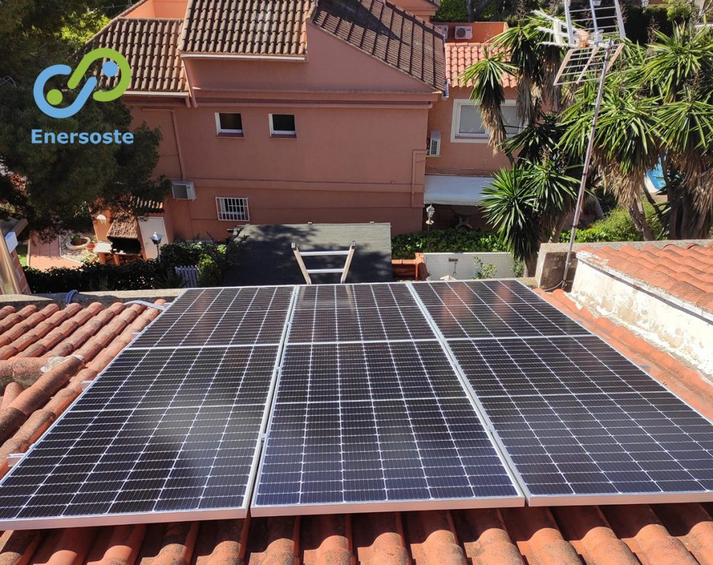Energía solar para autoconsumo en La Cañada, Paterna